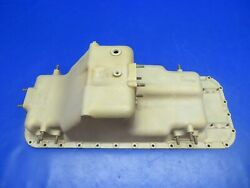 Continental O-470 Oil Sump Assembly Casting 538814 W/ 8130 0320-180