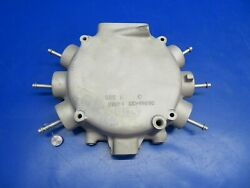 Lycoming Oil Sump Air Divider Assembly P/n Lw-11378 0320-179