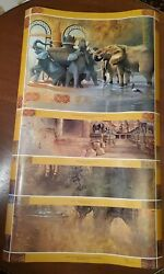 Alan Ainslie 4 Prints Numbered And Signed By The Artist. 23 1/4 X 18 1/2