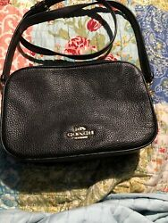 New Crossbody Coach Purse Black. $135.00