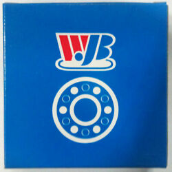 Bl311-zznr Wjb Maximum Type Bearing W/2 Shields And Snap Ring R10s7a