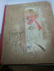 Maud Humphrey's Book Of Fairy Tales / First Edition 1892