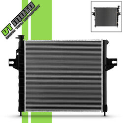 New Aluminum Radiator Replacement For 1999-2000 Jeep Grand Cherokee 4.7l V8 2263