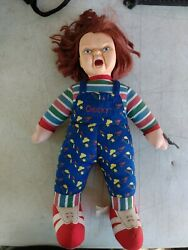 Chucky Doll 19and039 Childs Play 2 Toy Works With Tags Rare