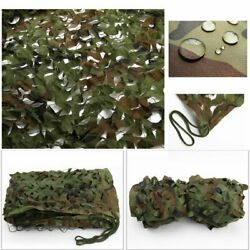 Filet Camouflage Forandecirct Jungle Camo Camping Chasse Armandeacutee Militaire Vert 3x5m 2x3m