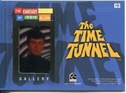 The Fantasy Worlds Of Irwin Allen Gallery Chase Card G3