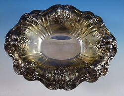 Francis I By Reed And Barton Sterling Silver Bowl Oval X566 1122 Serving
