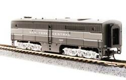 N-scale Bli 3848 Alco Pb1 Powered - Sound And Dcc - New York Central 4303