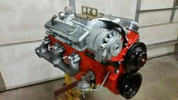 350 Lt1 Style Engine 1970 Dated Heads 3970010 Block Forged Pistons