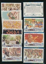 2014 Topps Allen And Ginter Festivals And Fairs Insert -complete Set 10