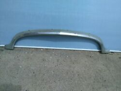 1953 Buick Special Upper Grill Bar Molding Top Of Grill Ornament.
