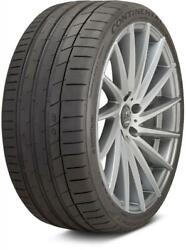Continental Extremecontact Sport 265/35zr20 Xl 99y Tire 15507530000 Qty 4