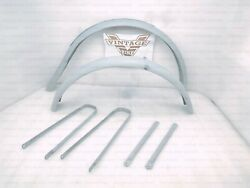 Mudguard Fender Set For Dkw Rt100 De Luxe 1935 And Onwards