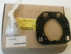 Original Bmw 6and039 E64 2003-10 Mounting Plate Steering Wheel With Bolts 32346763375