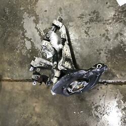 2018 Lamborghini Huracan Performante Right Front Knee Assy Control Arms Spindle