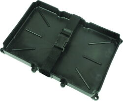 Boat Battery Tray With Hold Down Strap For 24 Series Batteries