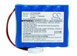 Replacement Battery For Viasys Healthcare T-bird Ventilator 12v