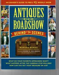 Vintage Antiques Roadshow Behind The Scenes Book