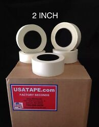 24 Rolls 2 X 60 Yrds General Purpose Painters Masking Tape Made In Usa Blems