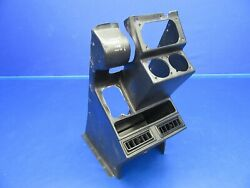 Beech Baron 58p Center Pedestal With Air Conditioning P/n 106-524017-25 0420-22