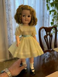 Shirley Temple Doll Ideal Toys