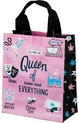 Primitive by kathy Daily Tote - Queen Of Near Everything $8.99