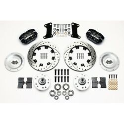 Wilwood 140-13203-d Front Brake Kit Hub For 1973-1974 Buick Apollo New