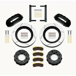 Wilwood 140-13867 Front Brake Kit For 2005-2011 Ford F-250 Super Duty New