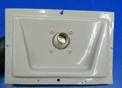 Beech 95-a55 Duct Air And Cover 5th Seat Passenger Rear 95-554036-75 0420-56