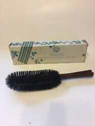 Vintage Stanley Clothes Brush Red Handle #61 Lifetime 10