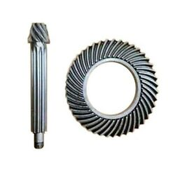 Ring And Pinion A168547 Fits Case/international Harvester 480c 480d 580c 580d