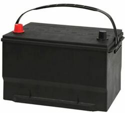 Replacement Battery For Ford E-350 Econoline Club Wagon L6 4.9l 650cca Year 1993