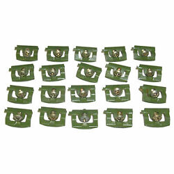 Goodmark Rear Window Reveal Molding Clip Set Fits 68-70 Charger Gmk2161715682s