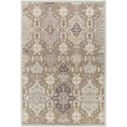 Surya Ctl-2006 Castille Area Rug, Taupe/silver Gray