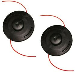 2 Pack Trimmer Head Fits Stihl Autocut 25-2 Trimmer Bump Heads String Trimmers