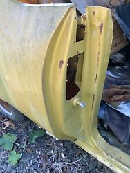 Cutlass 442 And W-30 Oem Right Door Jam Body Patch Repair Panel Area Oldsmobile