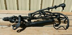 1969 1970 Ford Mustang Power Steering Cylinder, Bendix Control Valve, And Linkages