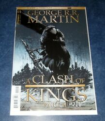 Game Of Thrones A Clash Of Kings Ii 1 D Variant George R. R. Martin Dynamite Nm