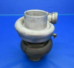 Beech Baron 58p Airesearch Turbocharger Th08a68 For Parts / Core 0420-165