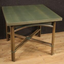 Modern Design Table Italian In Exotic Wood Vintage Style Living Room 900