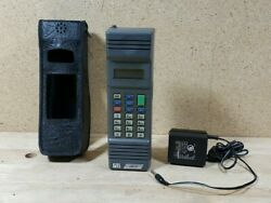Vintage Gateway Gti Cp900 80's Mobile Cellular Telephone W/ Case As-is Parts