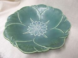Weller Pumila Console Bowl Nice Color And Mold