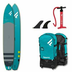 Fanatic Tandem 16and0390 Air Premium Planche Andagrave Voile Sup Board Gonflable 488cm