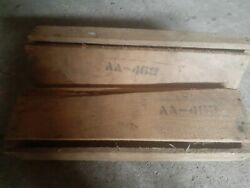 New Old Stock John Deere Unstyled A Ar Ao Connecting Rod Aa-463 Complete Nos