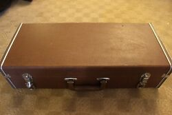 Used Saxophone Case 24 X 10 X 6 Excellent In And Out