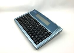 Writer Plus By Keyboard Instructor Portable Word Processor Fully Functioning