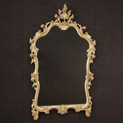 Venetian Mirror Furniture Glass Frame In Gold Wood Antique Style 900