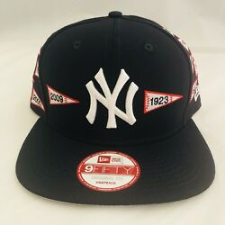 New York Yankees Hat Mlb New Era 9fifty Snapback Cap Spike Lee Collection