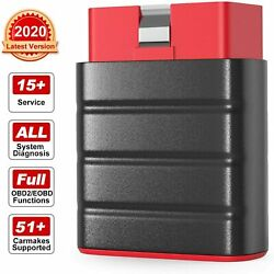 Thinkdriver Obd2 Auto Code Reader Diagnostic Scanner Tpms Abs Immo Srs Tool Us