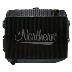 Dodge Charger Cr1640 Radiator - 17 1/2 X 26 X 2 Core